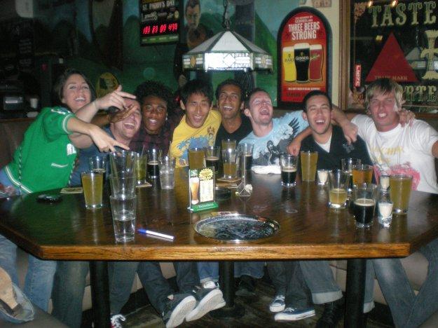 Söndagsparty i Jacksonville, 2008